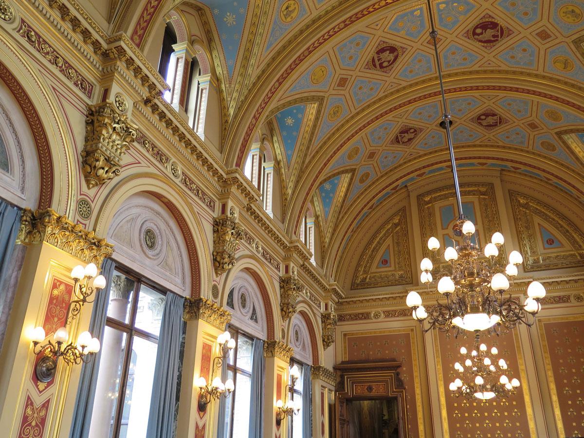 The Locarno Reception Room