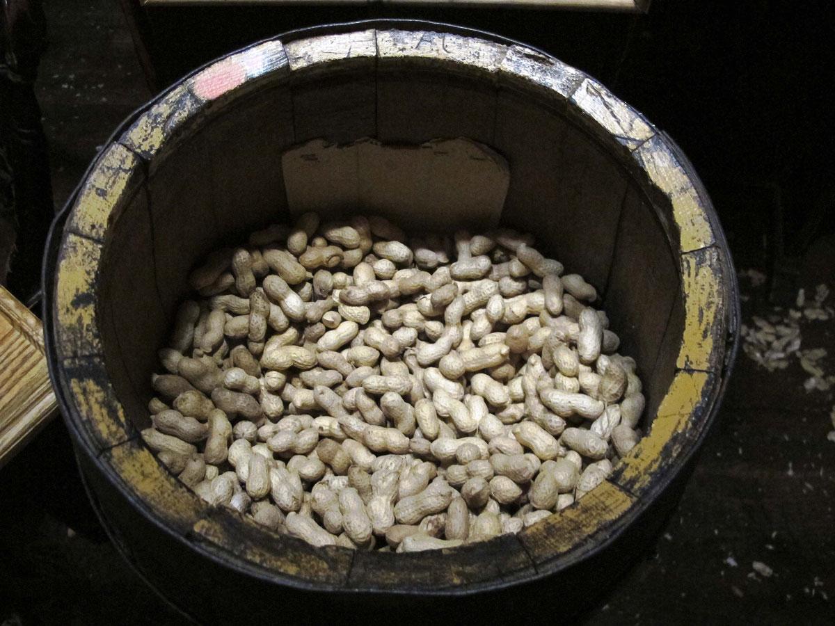 Barrel of Monkey Nuts
