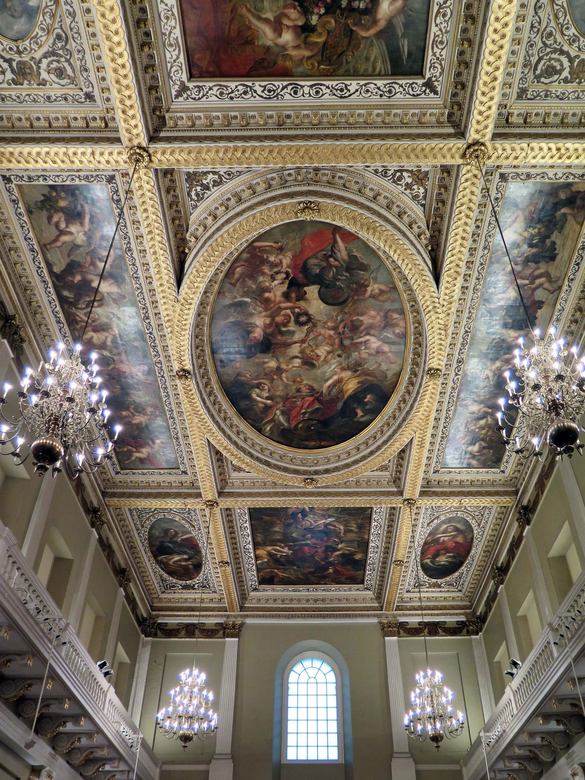 The Peter Paul Rubens Ceiling