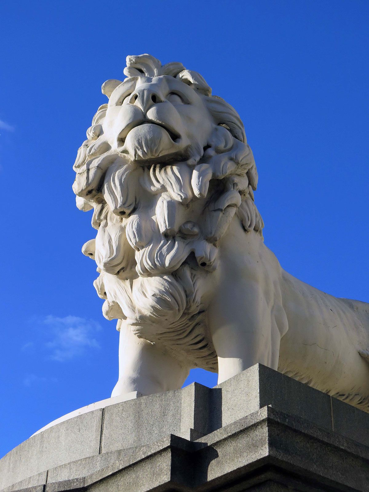 The South Bank Lion