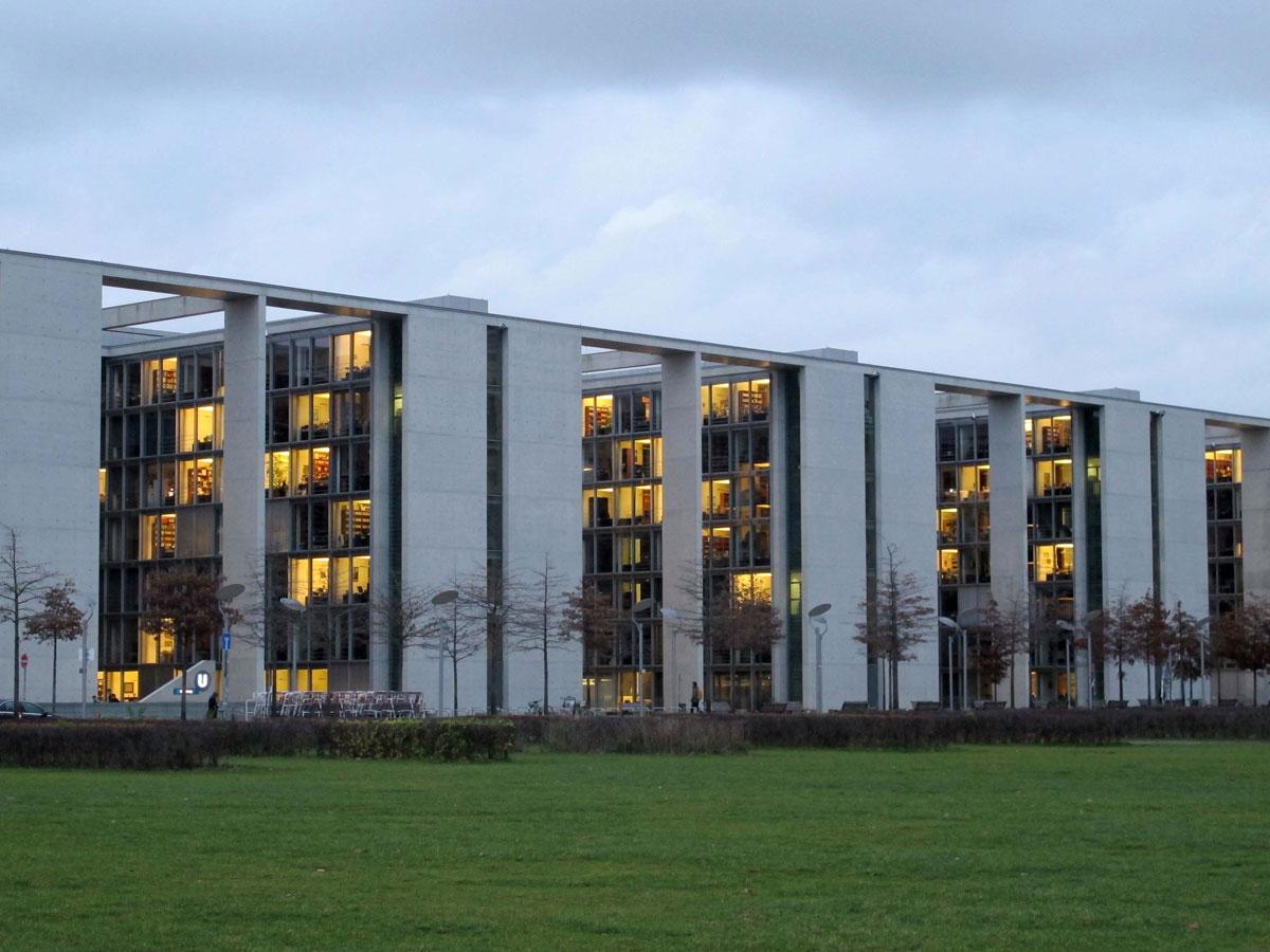 The Paul Lobe Building