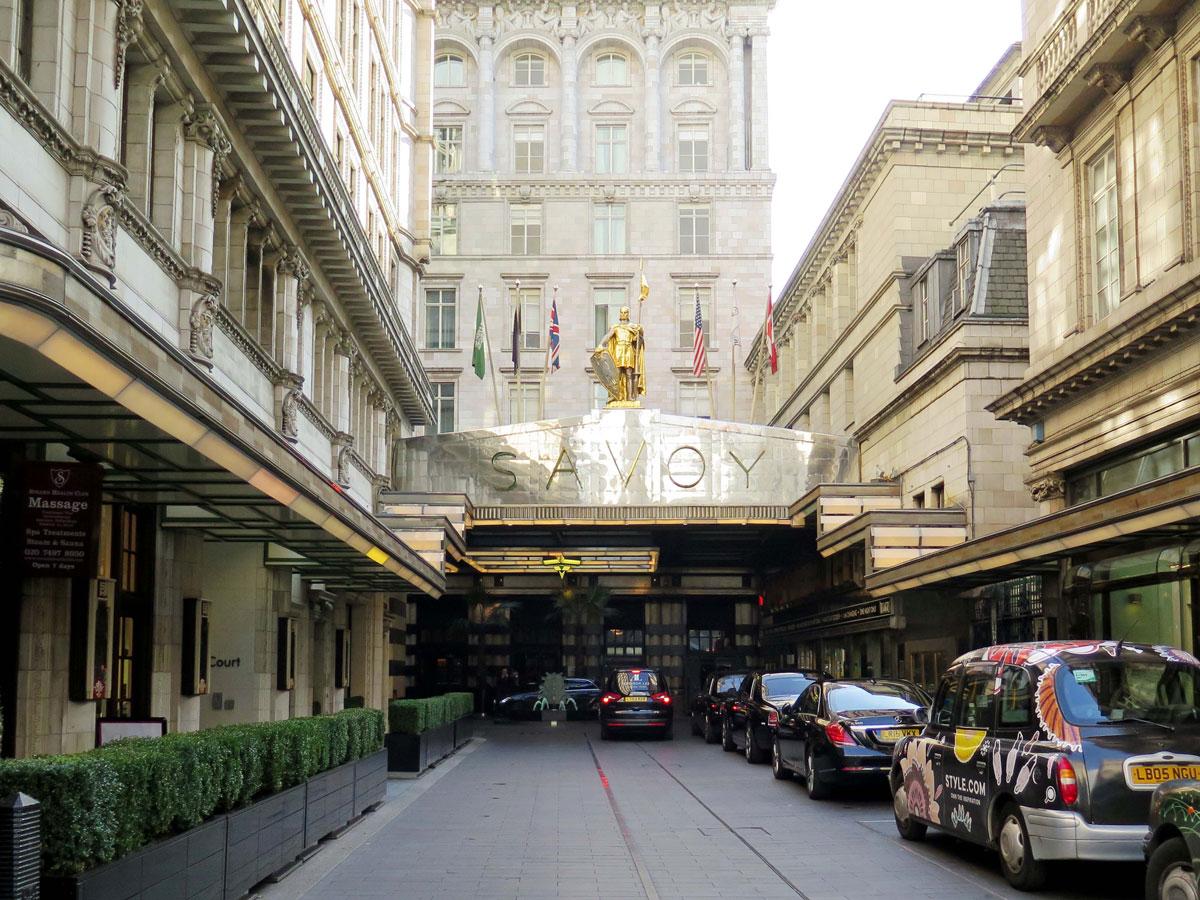 Savoy Court