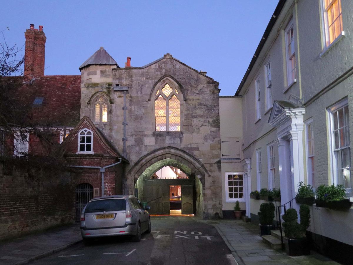 St Ann's Gate