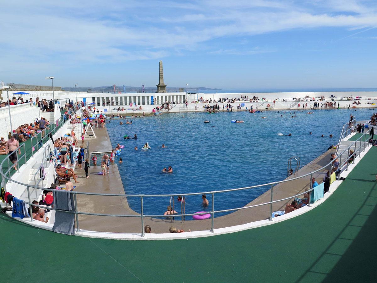 The Jubilee Pool