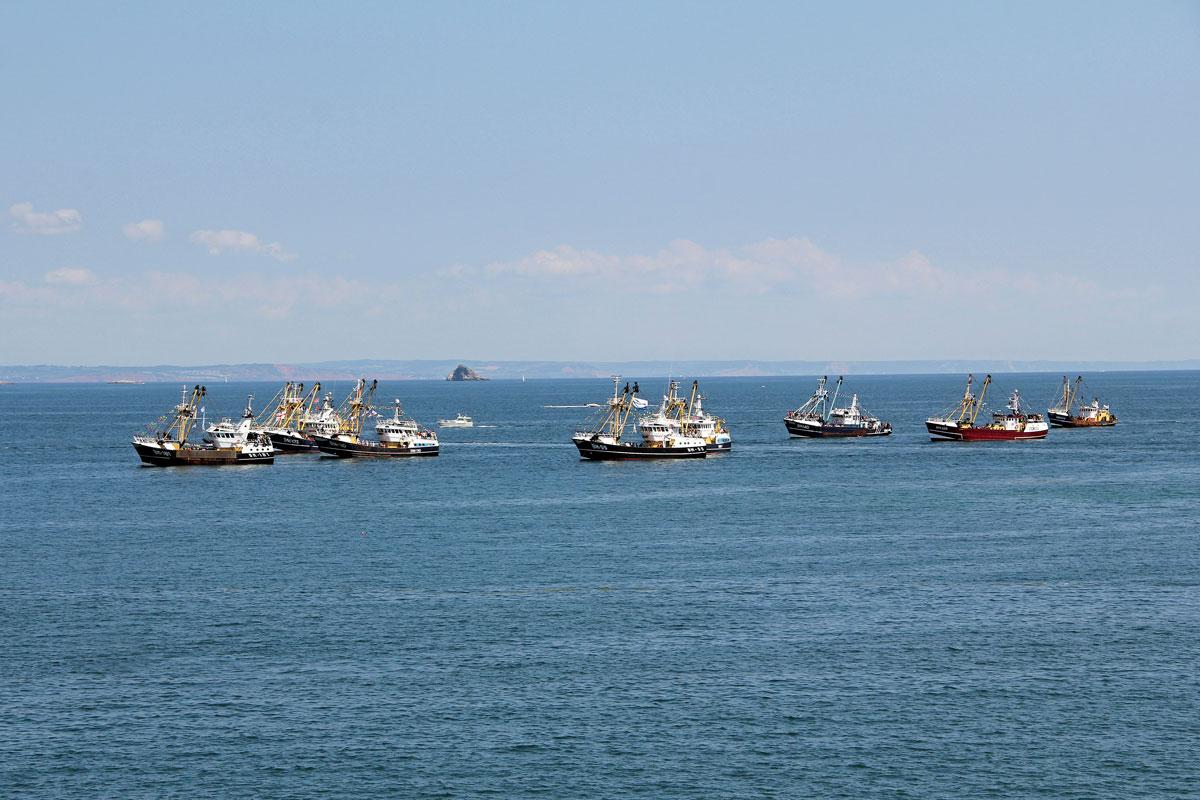 The Trawler Race