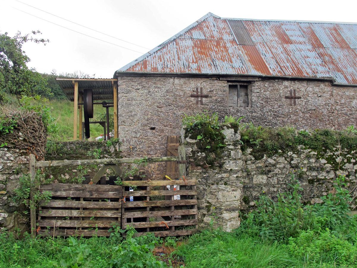 The Cider Barn at Higher Yalberton Farm
