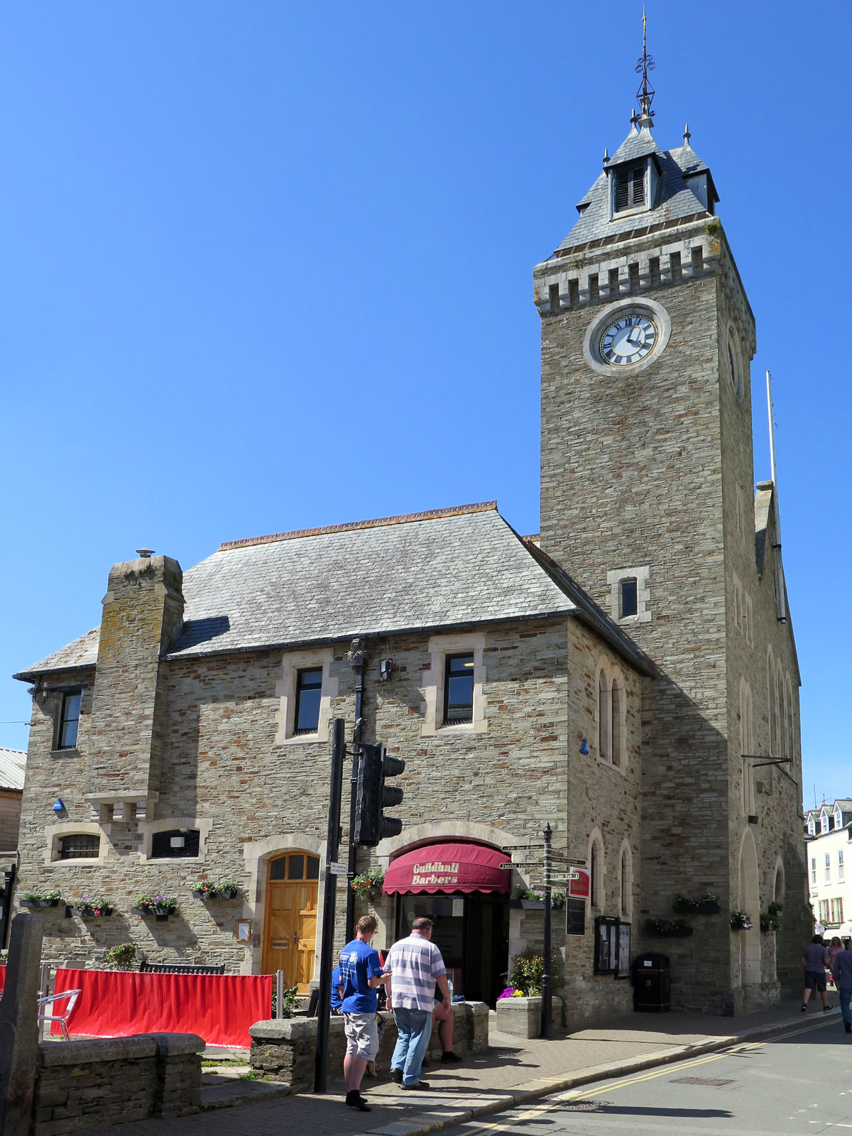 The New Guildhall