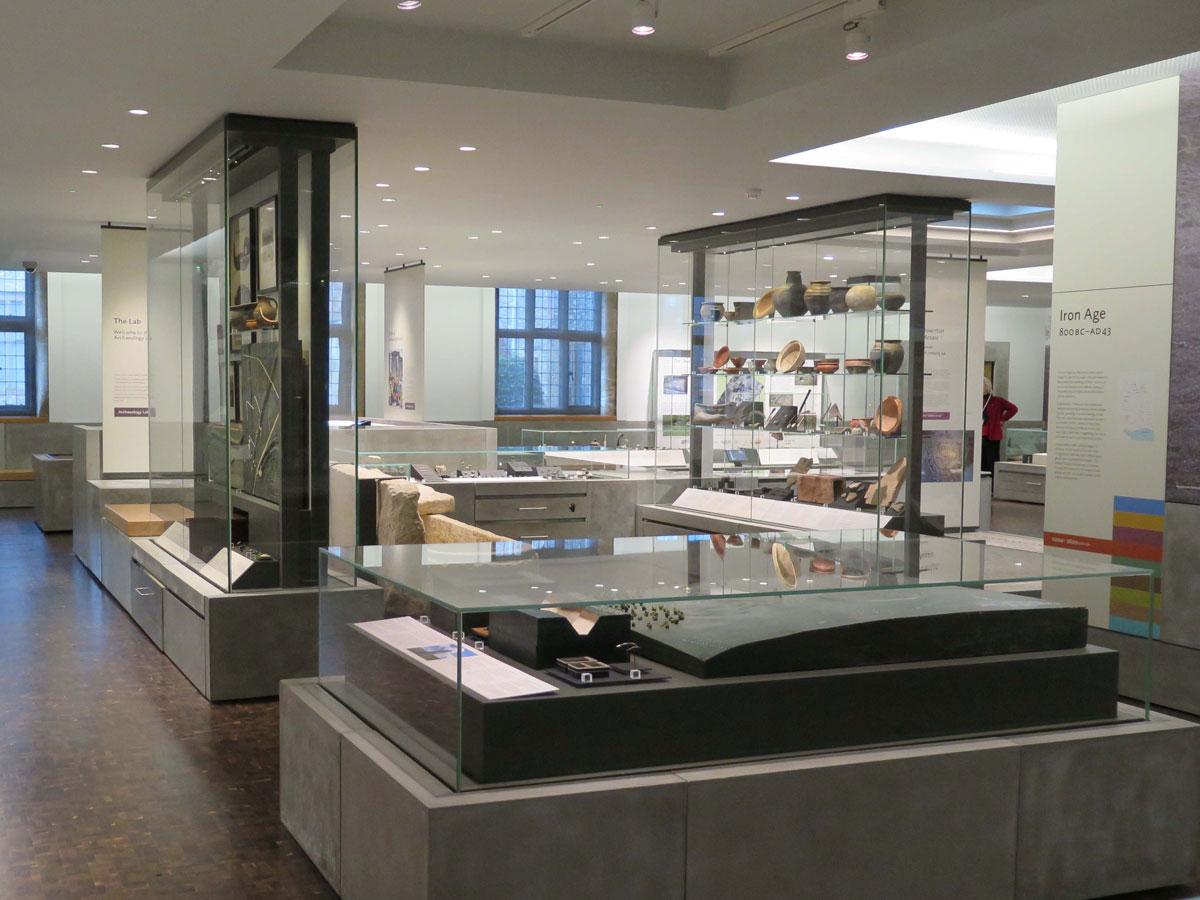The Wessex Gallery, Salisbury Museum