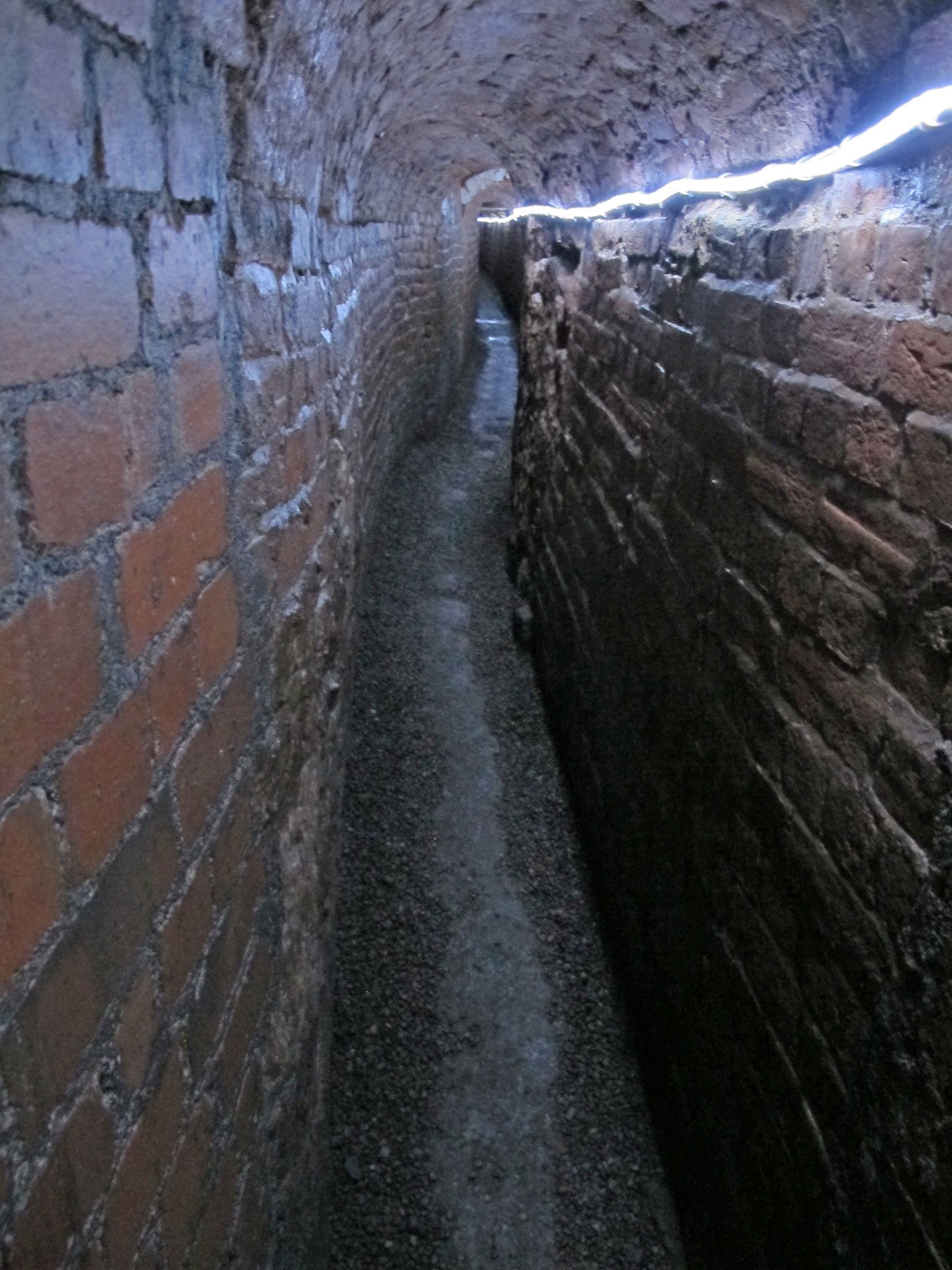 The Underground Passages