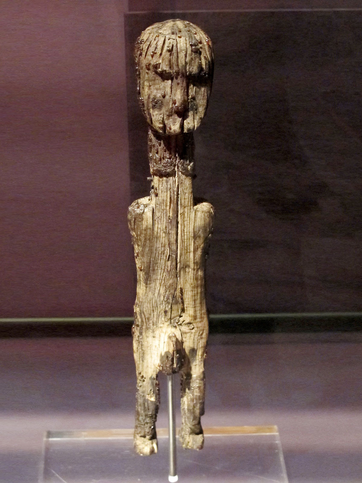 The Kingsteignton Figure c350-426 BC