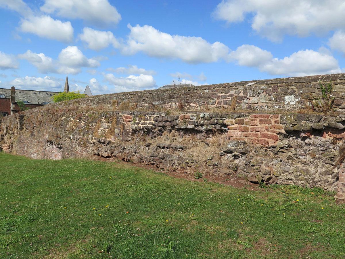 The Roman/City Wall