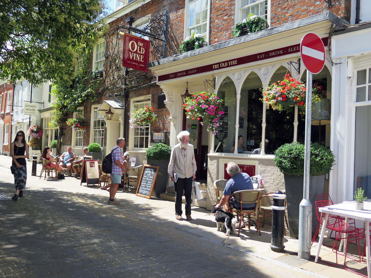 Great Minster Street