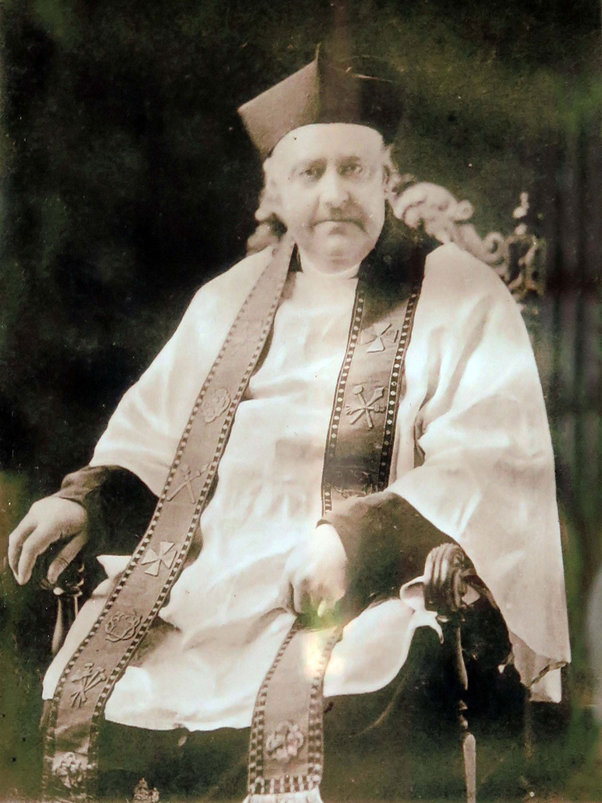 The Reverend Robert Stephen Hawker