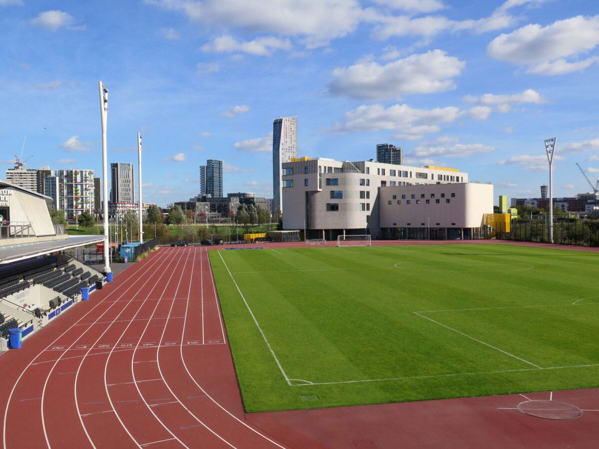 The London Marathon Community Track