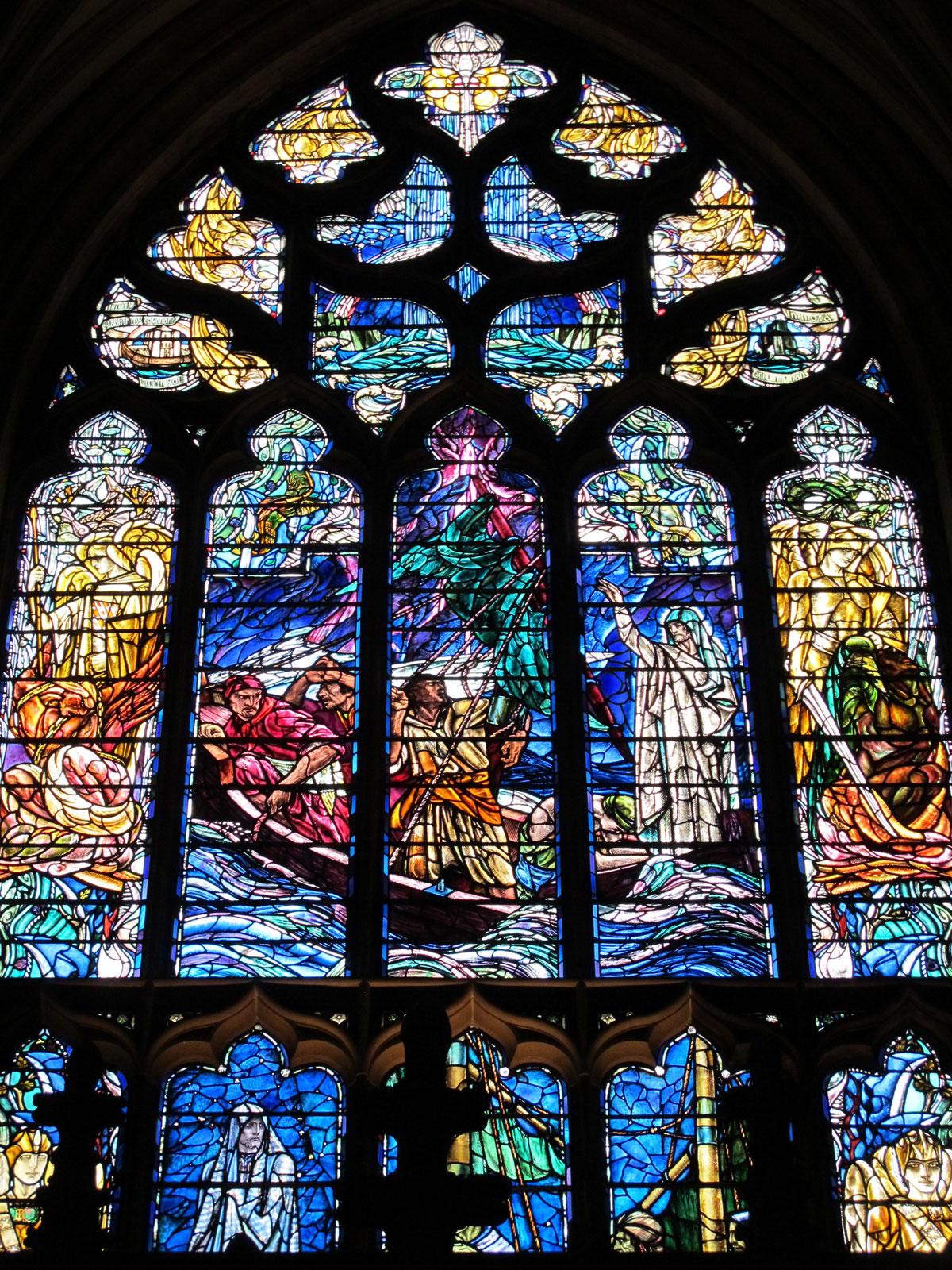 The North Window