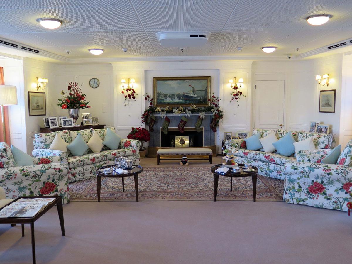 The Queen's Sitting Room