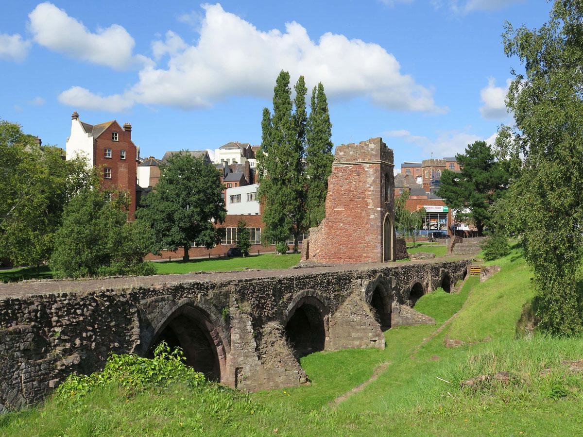 The Medieval Exe Bridge