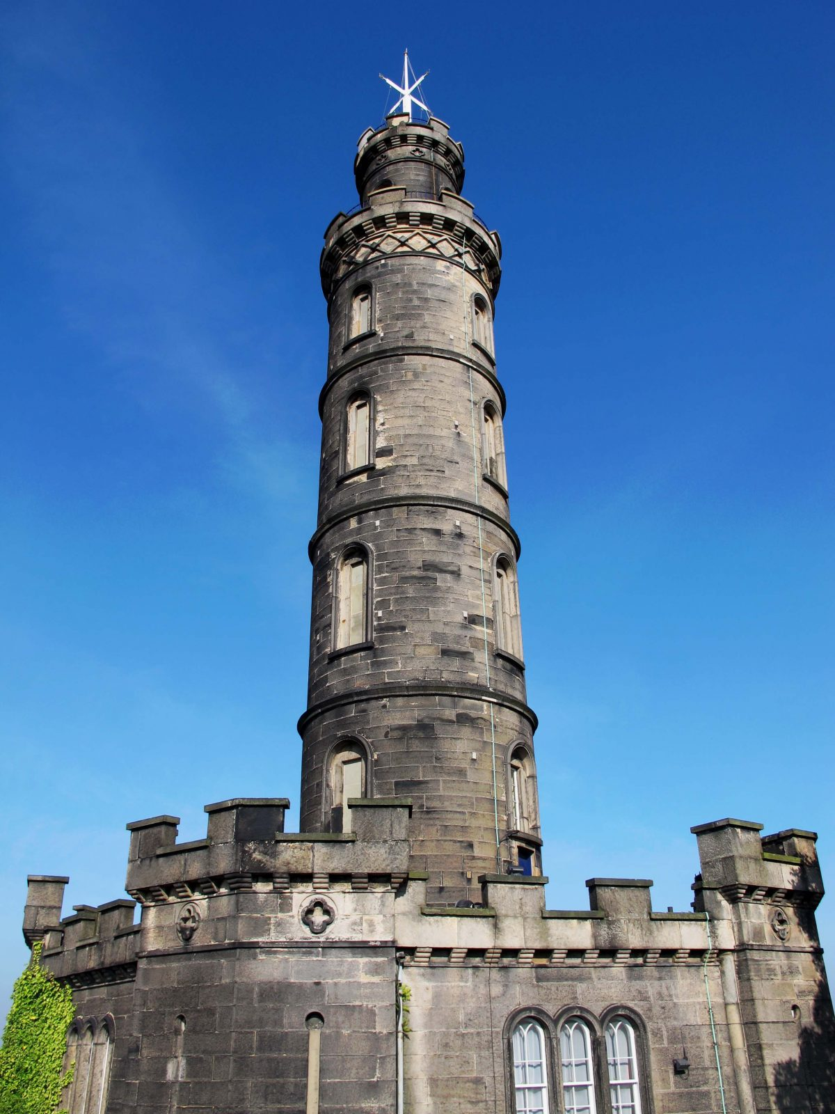 The Nelson Monument