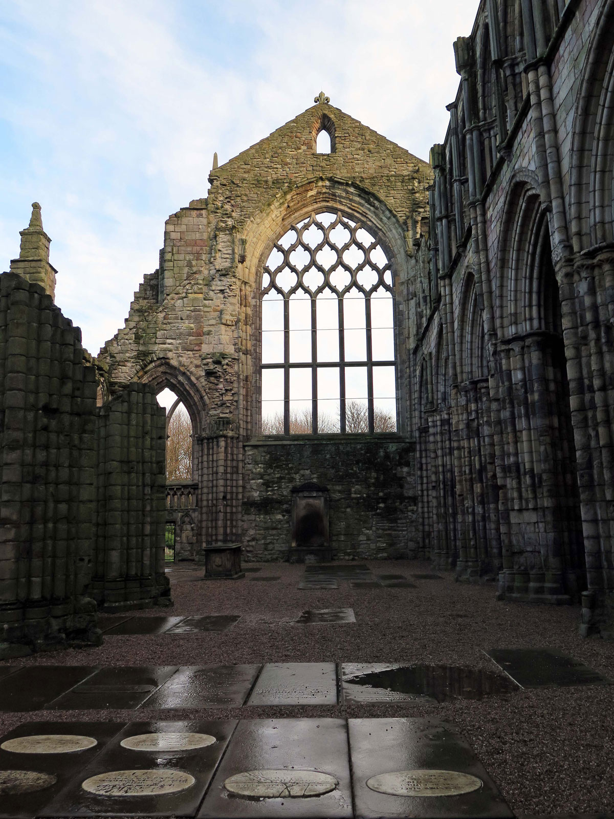 Remains of the Abbey Nave