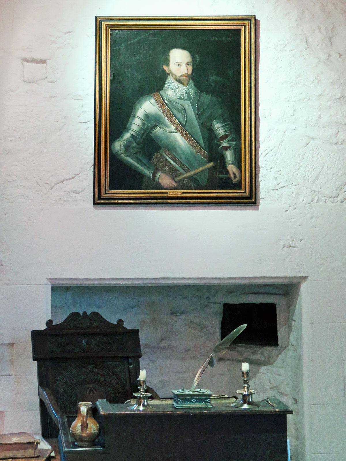 Sir Walter Raleigh's Room