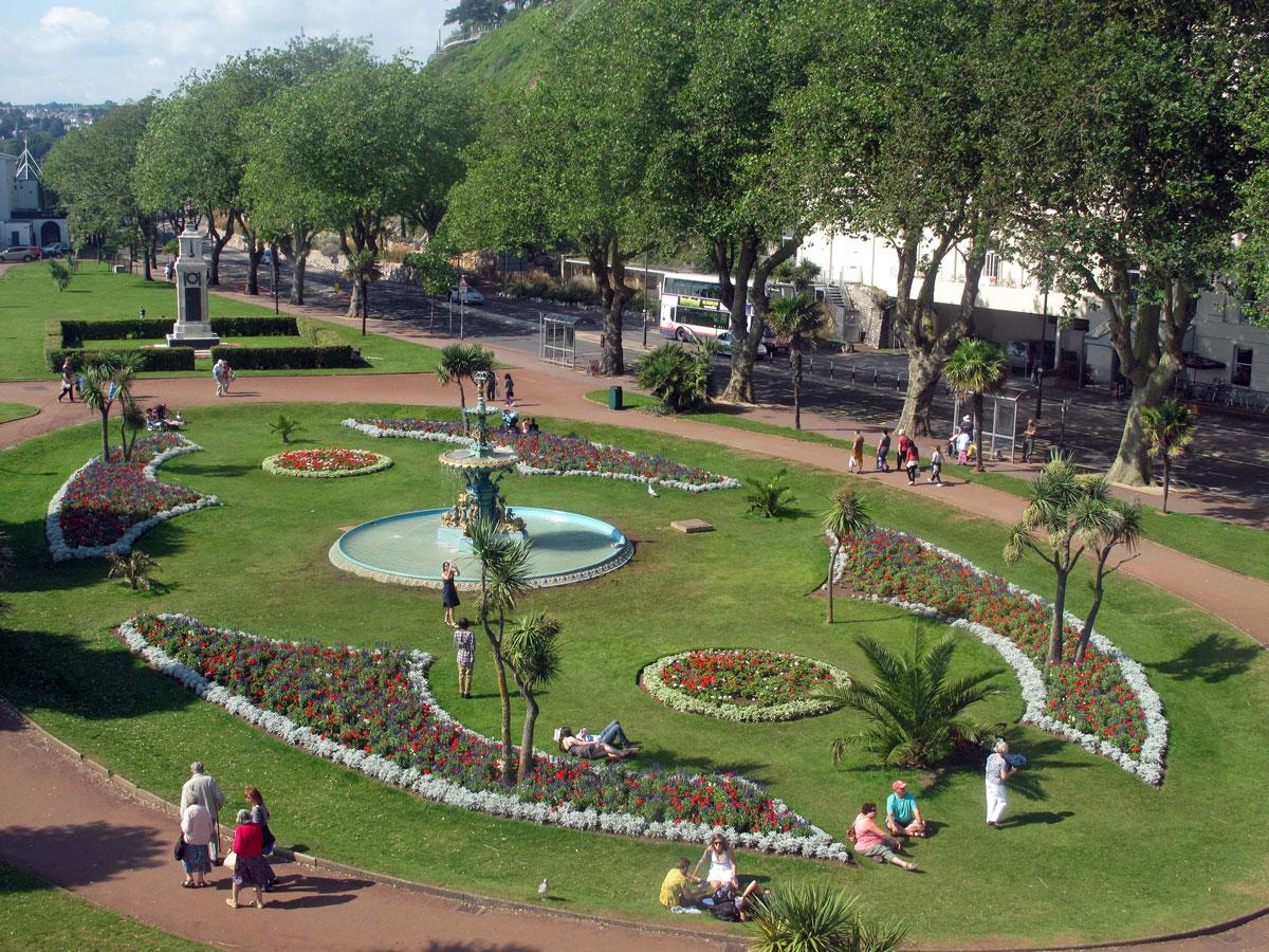 Princess Gardens
