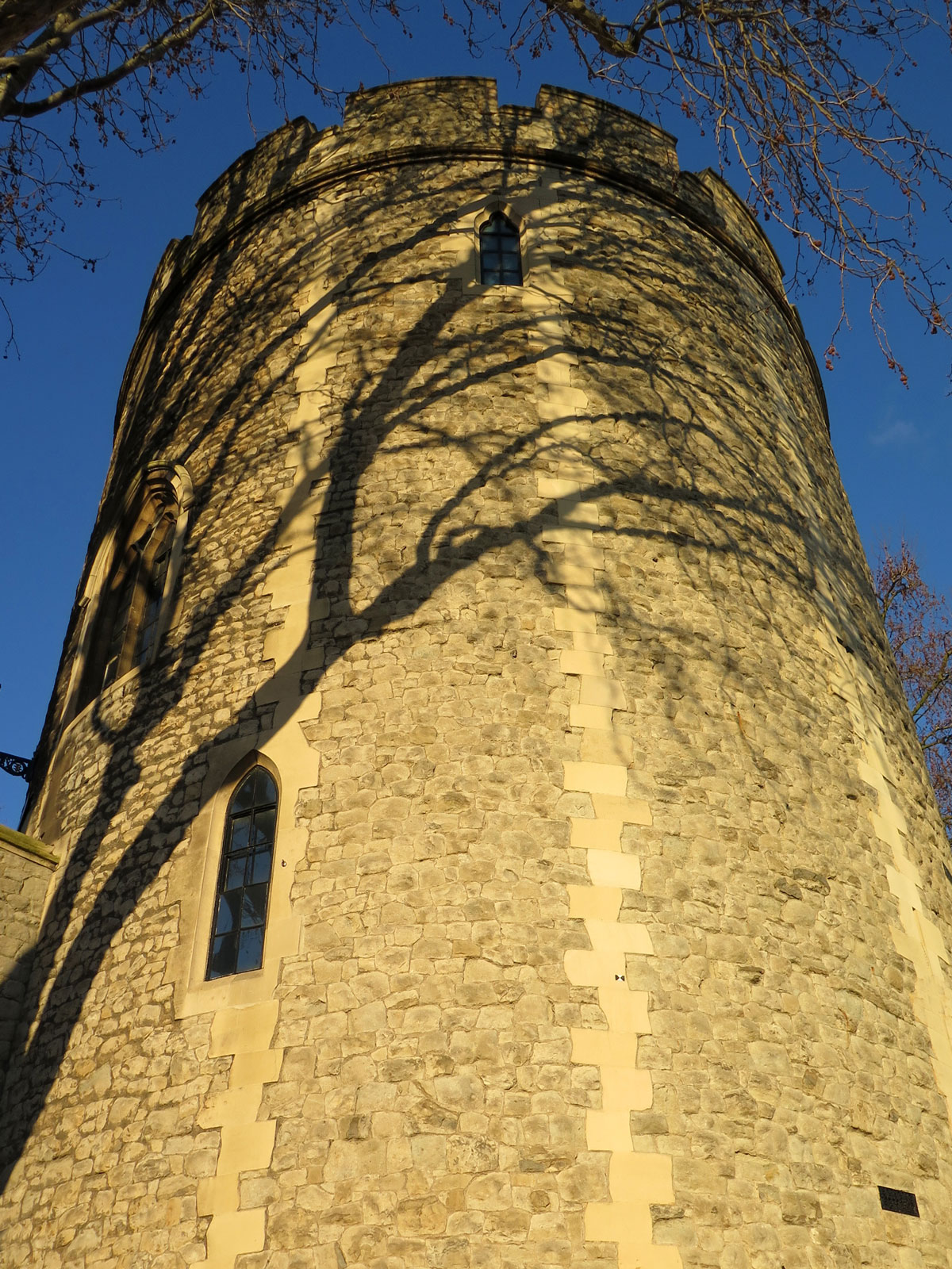 The Lanthorn Tower