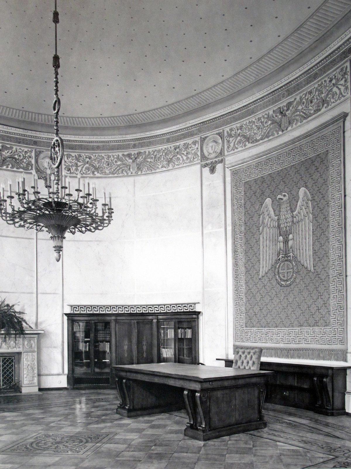 Inside the Gestapo Headquarters
