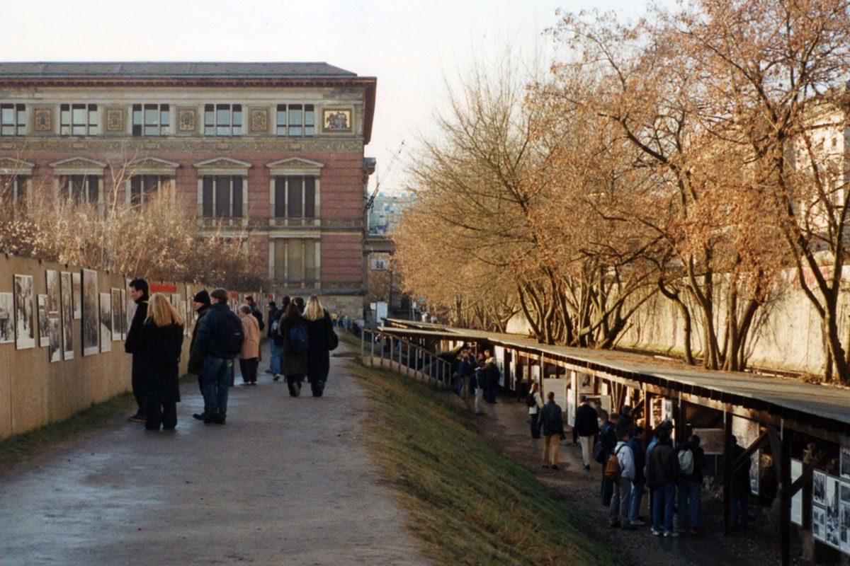 The Outdoor Museum in 2003