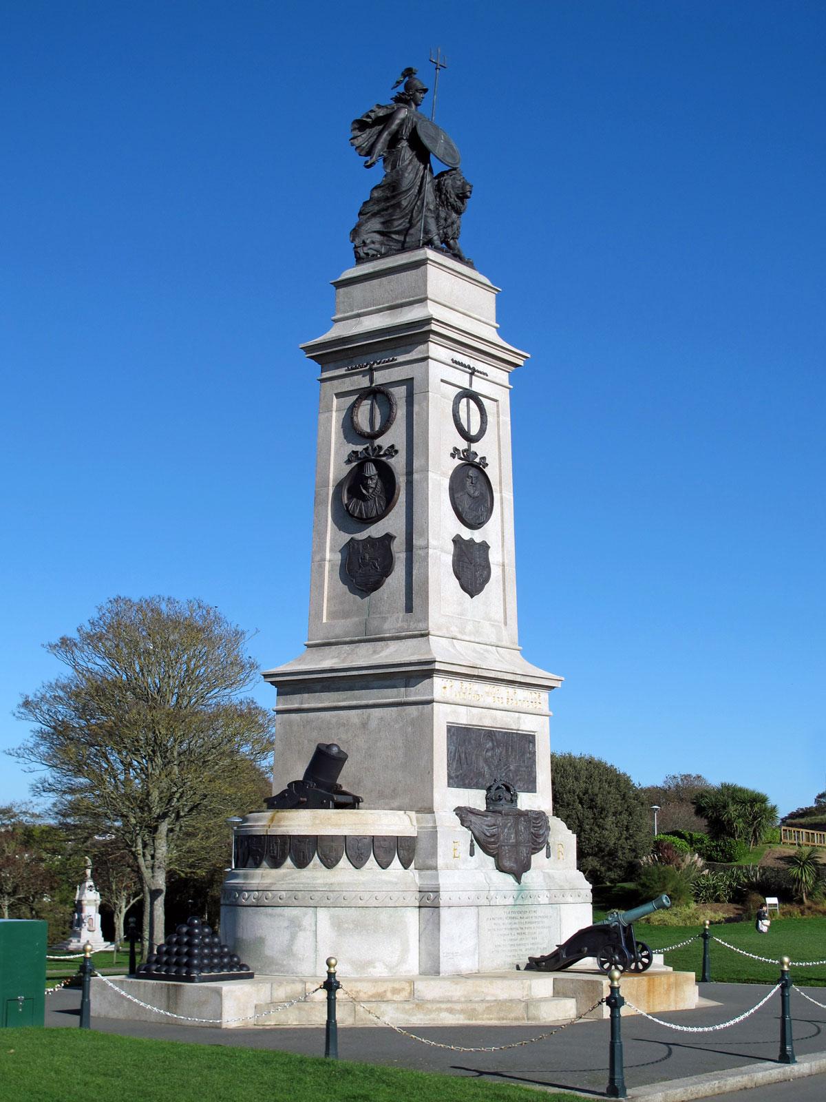 The National Armada Memorial