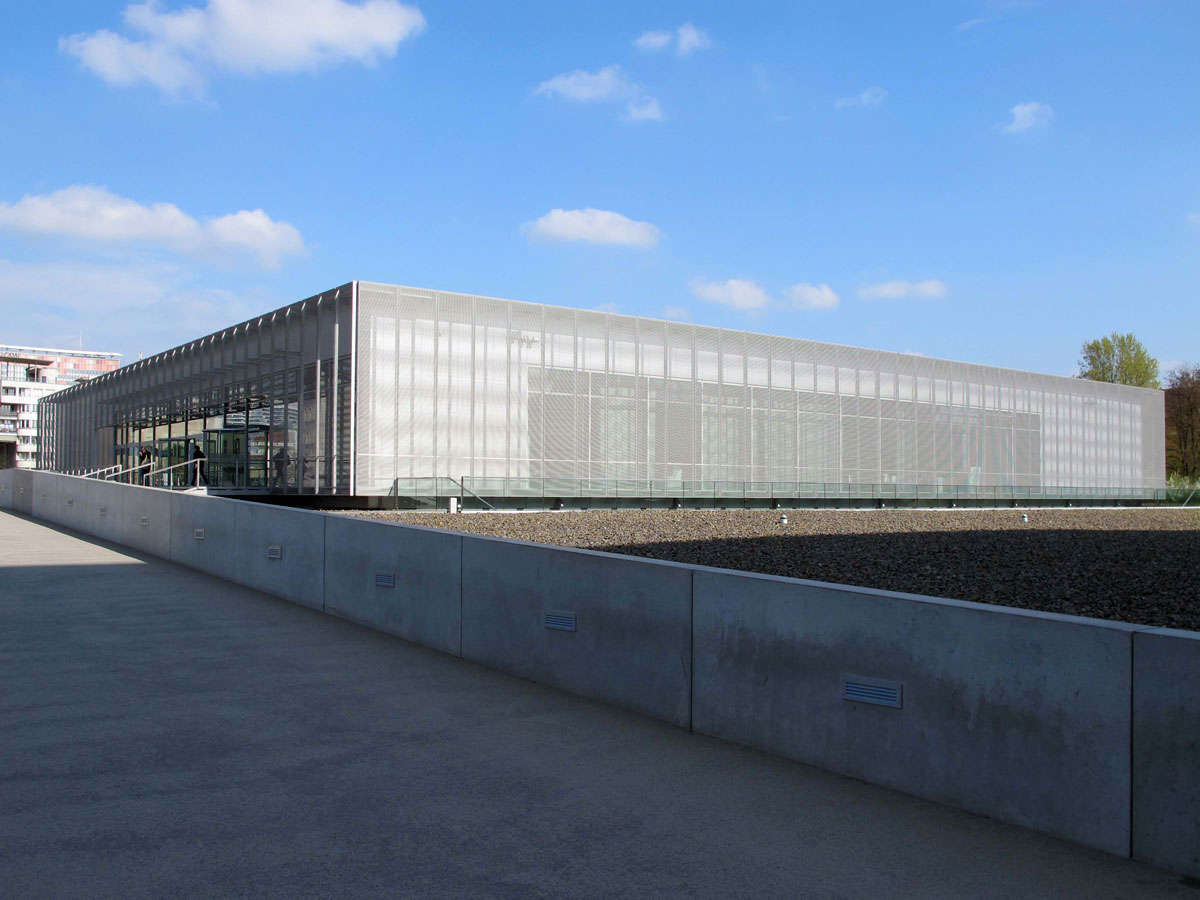The New Documentation Centre