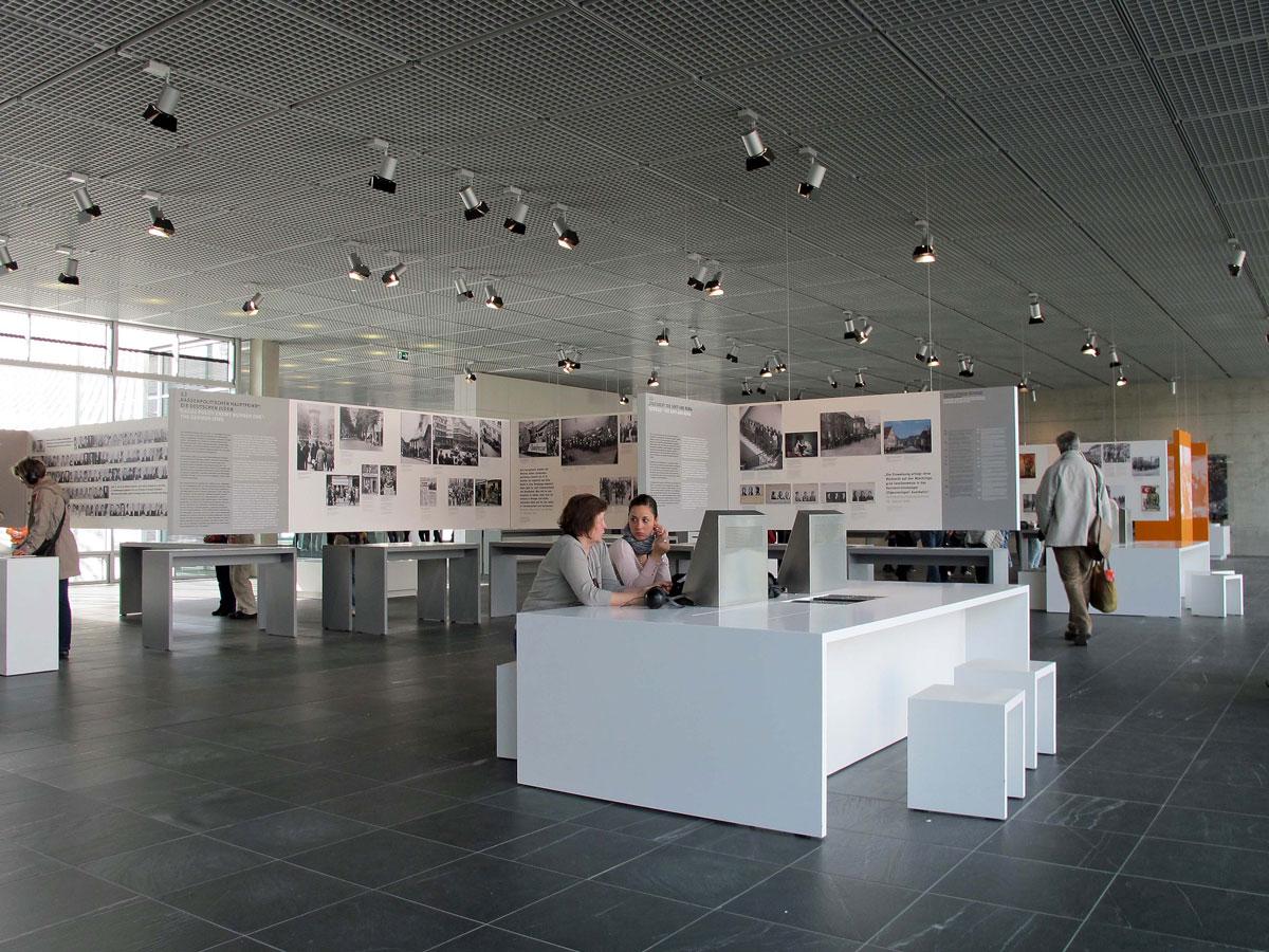 Inside the Documentation Centre