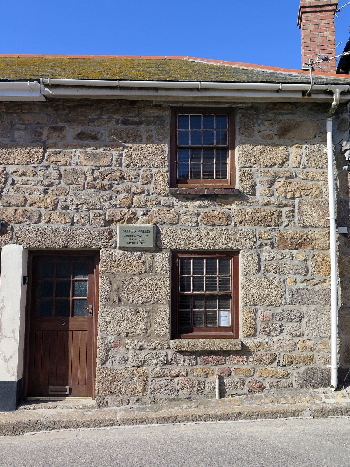 The Home of Alfred Wallis