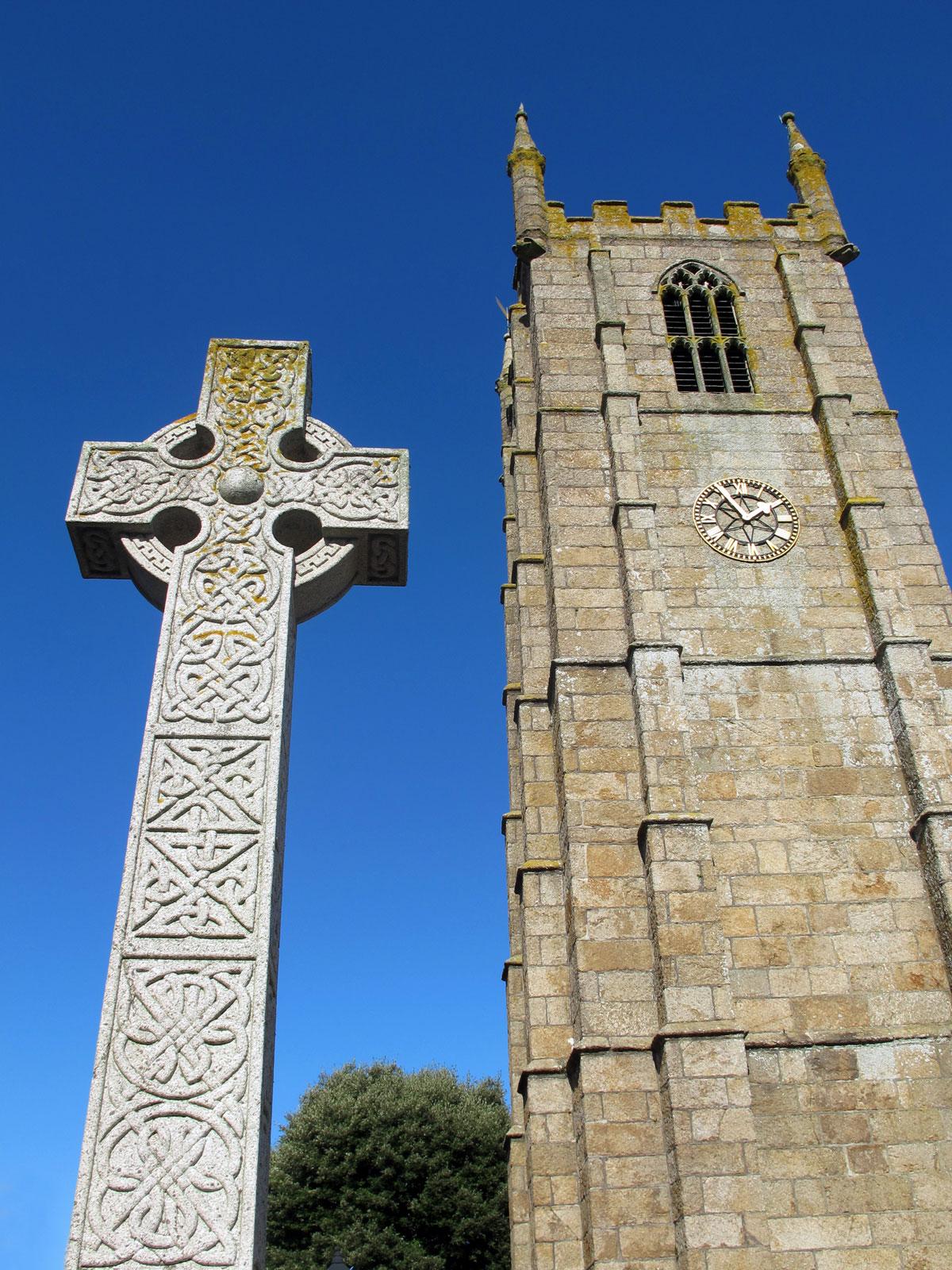 St Ia's Church