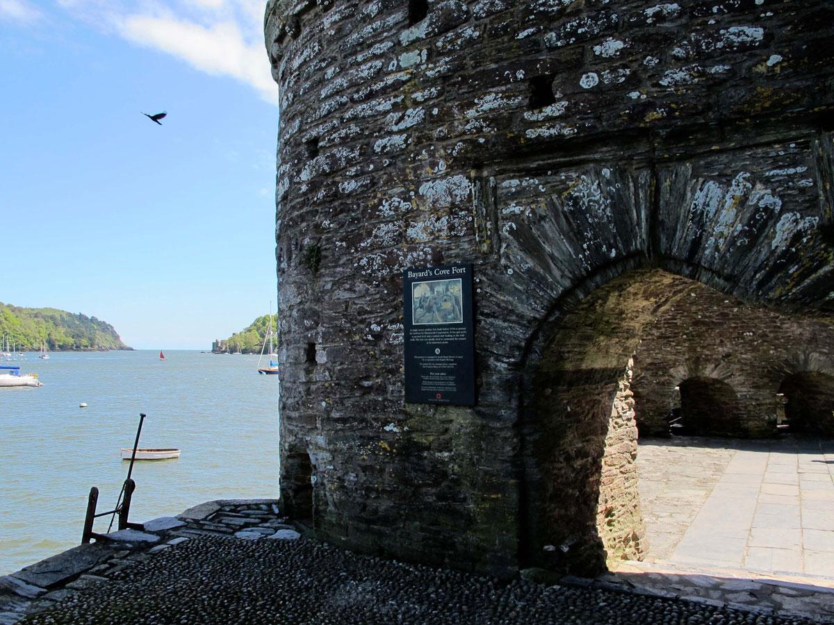 Bayard's Cove Fort