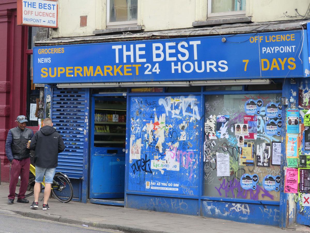 The Best Supermarket