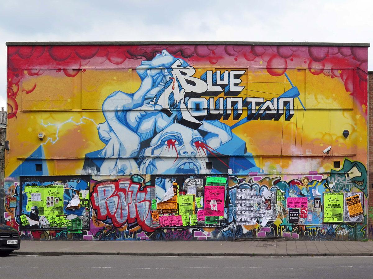 The Blue Mountain Club