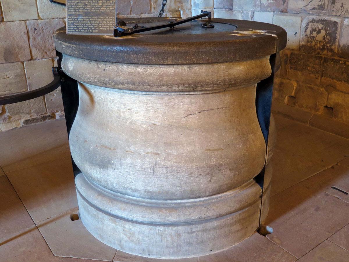 Anglo-Saxon Well
