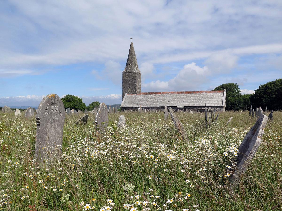 St Germanus Churchyard