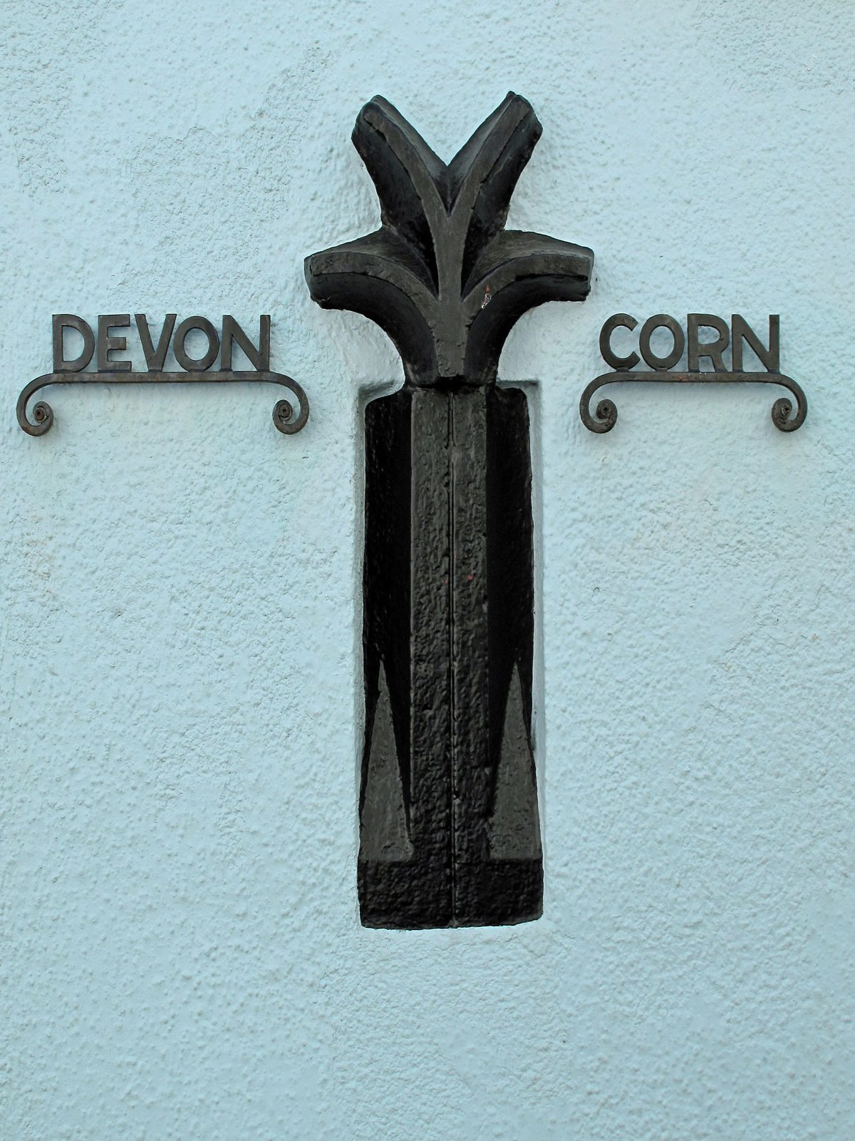 The Former Devon/Cornwall Boundary at Kingsand/Cawsand