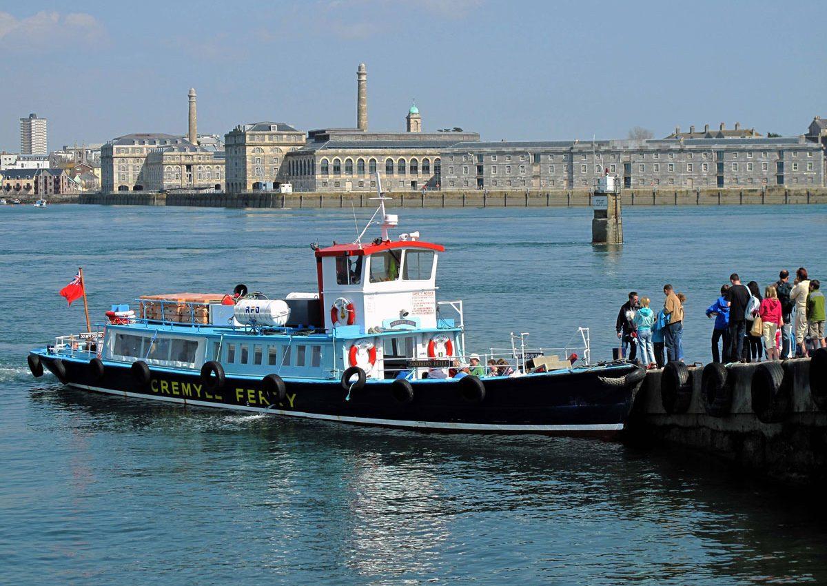 The Cremyl Ferry