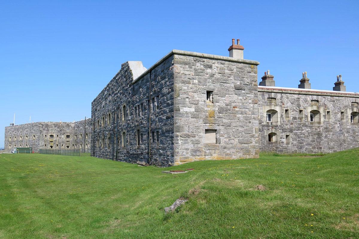Tregantle Fort
