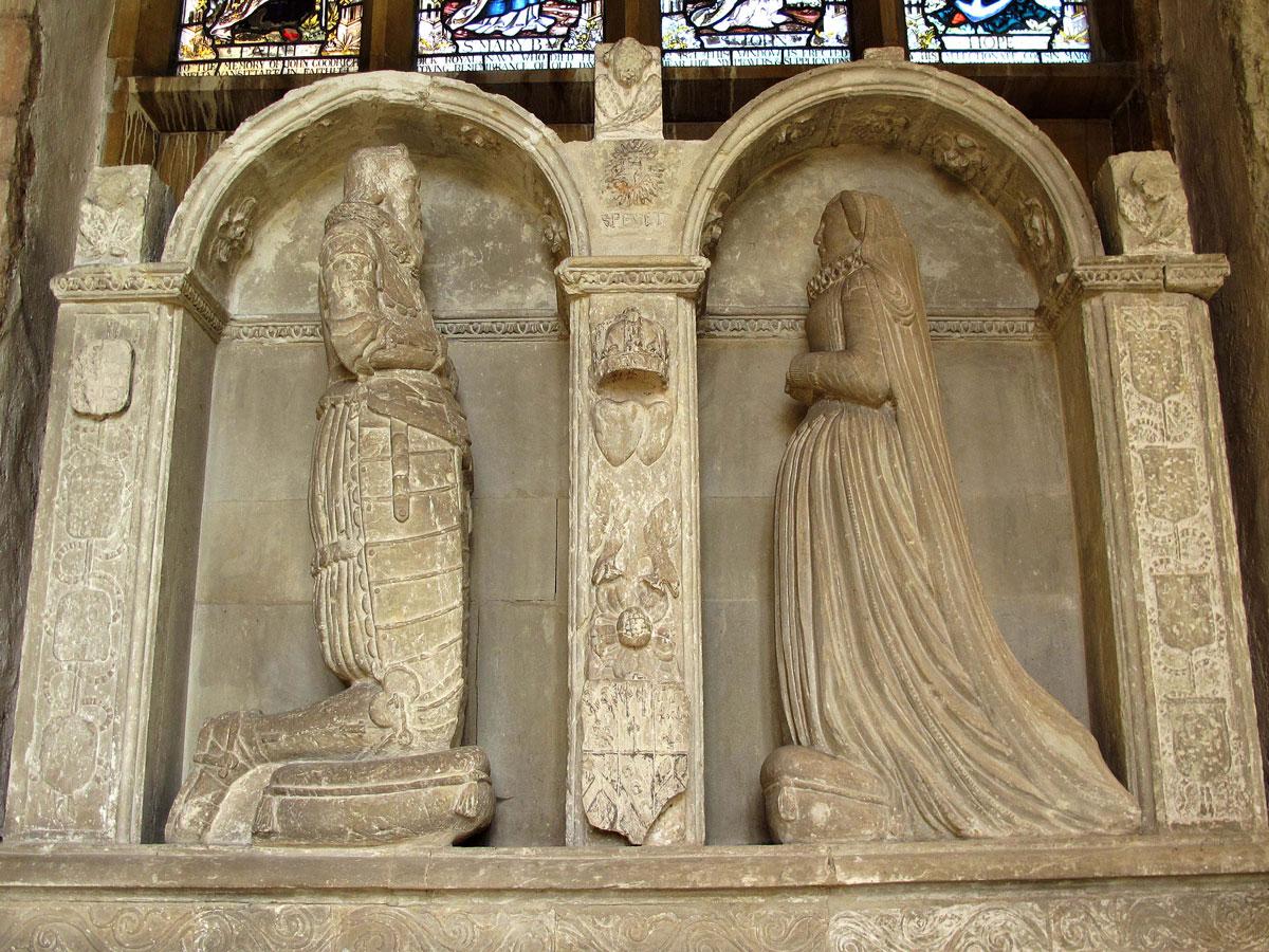 The Kirkham Tomb