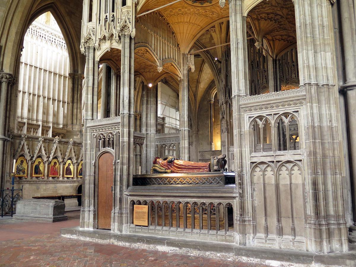 Cardinal Beaufort's Chantry Chapel