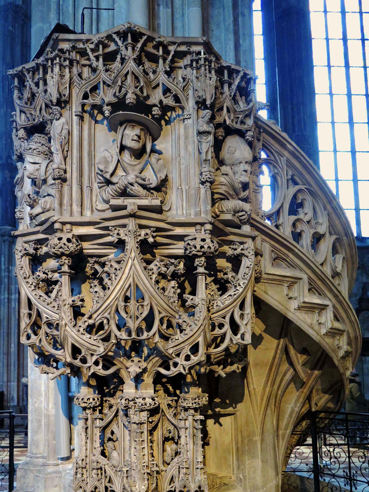 Pilgram's Pulpit