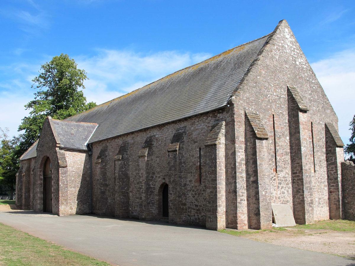 The Spanish Barn