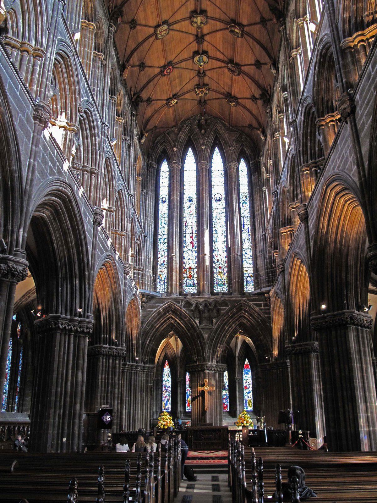 The Choir and Prebytery