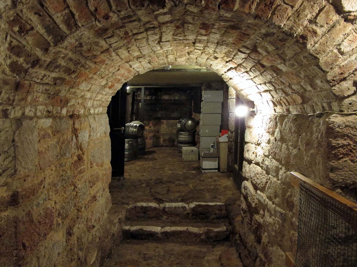 The Wellhouse Cellar